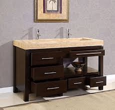Trough Sink Vanity With Two Faucets by Bathroom Sink Two Faucets