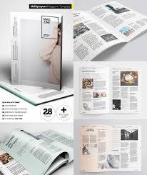 100 Magazine Design Ideas 018 Template Free Indesign Fantastic Best Templates