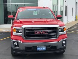 Used Certified One-Owner 2015 GMC Sierra 1500 SLE Near Schaumburg ...