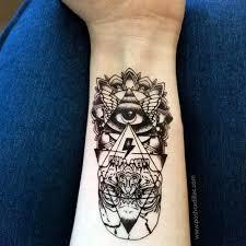 Mason Illuminati Ancient Greek Eye Egyptian Pyramid Skeleton Mystic Symbolism Temporary Tattoo