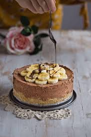 chocolate banana mascarpone cheesecake s cookings