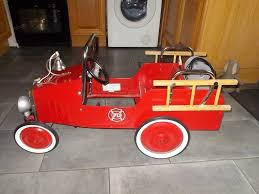 Childs Pedal Car Fire Engine | In Haverfordwest, Pembrokeshire | Gumtree A Late 20th Century Buddy L Childs Fire Truck Pedal Car Murray Fire Truck Pedal Car Vintage 1950s Jet Flow Drive City Fire Amf Fighter Engine Unit No 508 Sold Childs Metal Rescue Truck Approx 1m In John Deere M15 Nashville 2015 Baghera Childrens Toy 1938 Antique Engine Fully Stored Padded Seat 46w X Volunteer Department No8 Limited Edition No Generic Firetruck Stock Photo Edit Now Amazoncom Instep Toys Games These Colctible Kids Cars Will Be Selling For Thousands Of