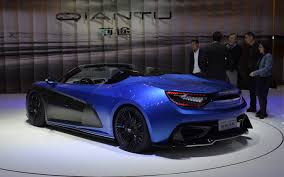 100 Les Cars And Trucks Amazing And Of The 2017 Shanghai Auto Show 1028