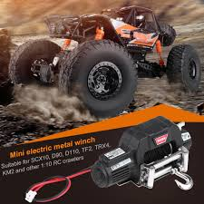 Scale Truck ELECTRIC WINCH Alloy Metal For 1:10 RC Crawler Climbing ... Rc Rock Climbing Car Winch Remote Controller Receiver For 110 Axial 2500 Lbs Atvutility Electric With Wireless Control Rc4wd Scale Warn 95cti Towerhobbiescom Land Rover Fender Camel Trophy 4x4 W Winch Flickr Automatic Simulated Crawler System For Traction Scx10 Extention Recovery Kit Heyok Performance Ready Wservo Heyrw1 Shield Narrow Bumper Silver By Ssd Ssd00141 20a High Pssure Waterproof Esc Clearance Issue Hidden Winch Mount Ford F150 Forum