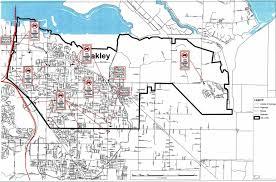 100 Truck Route Map Romick In Oakley