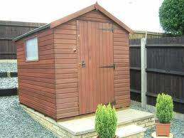 Free 8x8 Shed Plans Pdf by 8x8 Gable Shed Plans Outdoor Storage Shed Plans Immediate Download