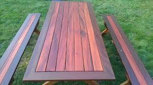 picnic table hometalk