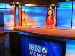 My Shadow Day At CBS 6 In Richmond VA