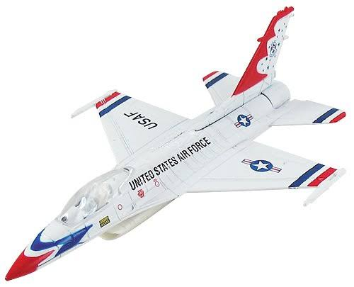 Smithsonian Museum Replica Series F-16 Fighting Falcon Thunderbird Diecast - 1:72 Scale