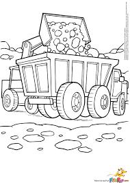 Bulldozer Pelle Mécanique 12 Transport Coloriages À Imprimer