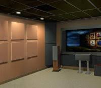 Armstrong Drop Ceiling Tile Calculator by Home Cinema Wall Panels Small Movie Room Ideas Theater Acoustic