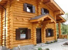 maison rondin maisons en rondins de bois chalet en rondins