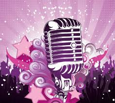 Free Music Poster Background Vector Illustration