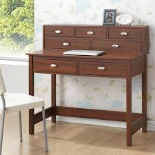 Sauder Shoal Creek Desk Jamocha Wood by Sauder Shoal Creek Jamocha Wood Desk 411961 The Home Depot