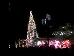 Fashion Island Christmas Tree Lighting Event