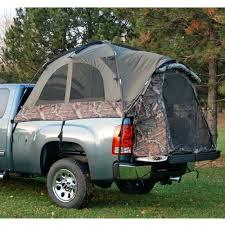 100 Sportz Truck Tent Napier Camo 57 Series FullSize Regular Bed