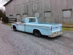 1967 Dodge D100 Patina, Barn Find, Rat Rod | Pickups For Sale ...