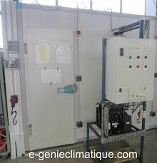 les chambre froide froid01 le circuit frigorifique de base dans une chambre froide
