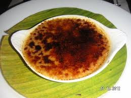 jaggery creme brulee picture of paradise road the gallery