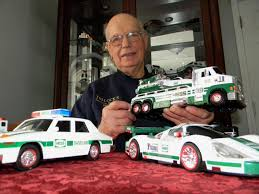 Hess Trucks Roll Out Every Winter, Bringing Joy To Collectors | The ...