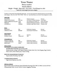 How To Create An Acting Resume Make Child With No Experience Actor ... Actor Resume Sample Professional Actors Lovely How To Write A Kids Acting To An Templates Jameswbybaritonecom Mirznanijcom Sakuranbogumicom Awesome Beautiful Example Talent Elegant Free Template Best Amusing Mplates Resume Mplate For Beginners Samples Non Profit Download Edit Create Fill And Print