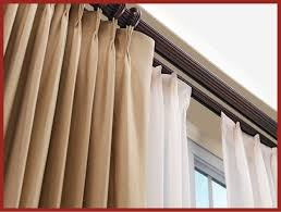 Blockaide Adjustable Double Curtain Rod Set by Curtain Rod System Curtain Captivating Curtain Rail System Track