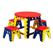 Catchy Collections Of Toddler Desks by Crayola Wooden Table And Chair Set Table Designs