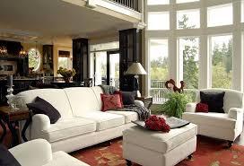 Traditional Contemporary Living Room Ideas