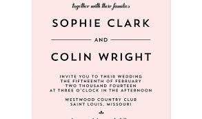 Wedding decorations Modern Wedding Invitation Wording Samples Luxury