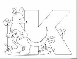 Brilliant Animal Alphabet Letters Coloring Pages With Letter J Page And