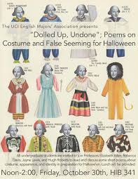 Short Poems About Halloween by Uci English Majors U0027 Association