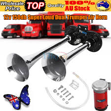 12V 150db Truck Air Horn Super Loud Dual Trumpet Kit Horns Mega ... Tips On Where To Buy The Best Train Horn Kits Horns Information Truck Horn 12 And 24 Volt 2 Trumpet Air Loudest Kleinn 142db Air Compressor Kit230 Kit Kleinn Velo230 Fits 09 Hornblasters Hkc3228v Outlaw 228v Chrome 150db Air Horn Triple Tubes Loud Black For Car Universal 125db 12v Silver Trumpet Musical Dixie Duke Hazzard Trucks 155db 200psi Viair System Conductors Special How Install Bolton On A 2010 Silverado Ram1500230 Ram 1500 230 With 150psi Airchime K5 540