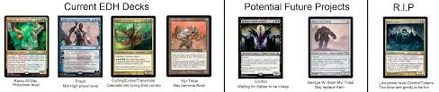 Mtg Golem Edh Deck by Tg Traditional Games