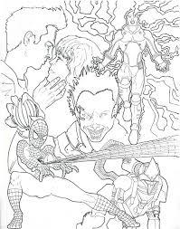 Iron Spider Coloring Pages Luxury Ausmalbild Iron Man Beau Graphie