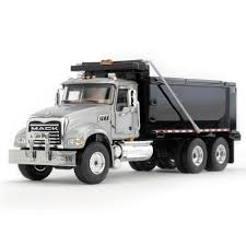 Buy First Gear 1/50 Scale Diecast Collectible Silver/Black Mack ... 164 Diecast Tipper Dump Truck Model Cstruction Equipment Matchbox Lesney No 48 Dodge Dumper Red 1960s Diecast Model Dump Trucks Articulated And Fixed 1101 Caterpillar Metal Machines 797f Diecast Vehicle Ct660 Silver Masters Upc 783724113651 First Gear Mack Granite Tandemaxle 187 Scale Alloy End 7292019 915 Pm A Nice Pete 357 Triaxle Truck General Topics Dhs Forum Amazoncom Norscot Mega Mwt30 Ming Water Tank Obral Hot Big Obralco Buy Sell Cheapest Kdw Dump Crane Best Quality Product Deals Surprise Deal Extream Discount Mini