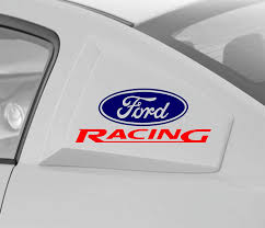 100 Ford Stickers For Trucks FORD Decal Sticker 14 X 55 Inch Red Vinyl Car Truck