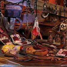 Scary Halloween Props For Haunted House by 26 Best Haunted House Butcher Shop Images On Pinterest Halloween