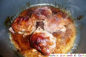 cuisiner joue de porc joues de porc caramélisées au miel et au paprika sur lit de