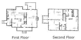 The Two Story Bedroom House Plans by House Floor Plans 4 Bedroom 3 Bath 2 Story