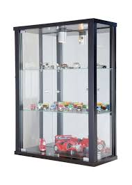 Marvelous Wall Glass Display Cabinet Glass Wall Mounted Display