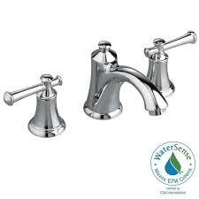 American Standard Faucets Bathroom by American Standard Portsmouth 8 In Widespread 2 Handle Bathroom
