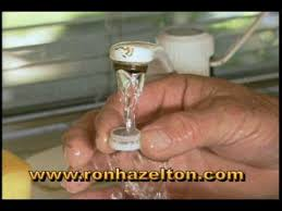 Glacier Bay Bathroom Faucet Aerator by How To Clean A Faucet Aerator Youtube
