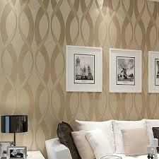 Buy Decoration Wallpaper Wall Stripe Princess Bedroom Wallpapers