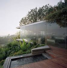 100 Hollywood Hills Houses S Glass House Architecture