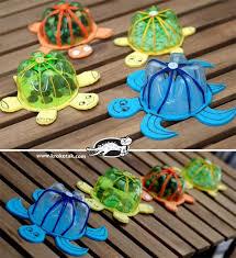 Plastic Bottle Art 1