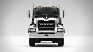 Driving The Mack Granite With MDrive HD - Truck News