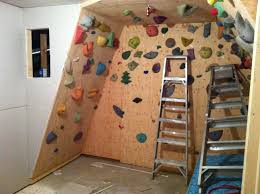 Keep Your Kids Active All Year With A Home Rock Climbing Wall ... Backyard Rock Climbing Wall Ct Outdoor Home Walls Garage Home Climbing Walls Pinterest Homemade Boulderingrock Wall Youtube 1000 Images About Backyard Bouldering On Pinterest Rock Ecofriendly Playgrounds Nifty Homestead Elevate Weve Been Designing And Building Design Ideas Of House For Bring Fun And Healthy With Jonrie Designs Llc Under 100 Outside Exterior