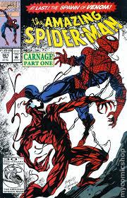 Carnage Vs Venom Green Goblin