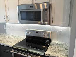 appliances backsplash subway tile herringbone pattern arabesque