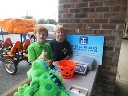 Operation Gratitude Halloween Candy 2014 by Toledo Carolina Community Involvement
